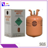 Diposable Cylinder Packed R407c Mixed Refrigerant