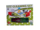 Battery Operate Toys of Children Cleaning Set