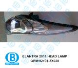 Elantra 2011 Head Lamp