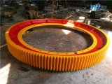 Large Module Ball Mill Gear Rotary Kiln Spur Gears