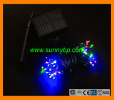 Solar LED Christmas Light with Muitiple Color