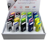 Portable Eco-Friendly USB Rechargeable Electronic Lighters