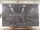 China Material Cheap Cappuccino Grey/Romantic Ash Grey Marble Stone Slab