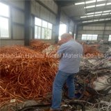 High Purity 99.95%-99.99% Scrap Copper Wire High Quality Waste Copper Wire for Best Price