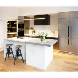 China Manufacturer Custom Made High Quality Stainless Steel Aluminium Kitchen Cabinet
