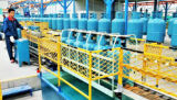 LPG Gas Cylinder Production Line Equipment