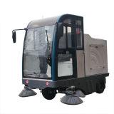 Large Battery Powerful Ride on Vacuum Sweeper Industrial Street Road Floor Sweeper