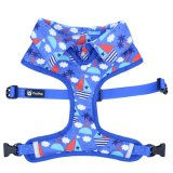New Style Dog Harness Vest Custom Mesh Dog Harness with Hoodie