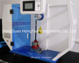 Digital Plastic Izod & Charp Pendulum Impact Strength Testing Equipment / Machine / Apparatus / Method