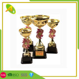 Wholesale Custom Gold Music Award Metal Medal Trophy for Decoration Souvenir Free Sample (014)