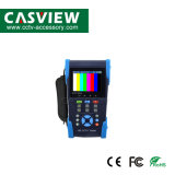 CCTV Tester 5MP Ahd Tvi Cvi CVBS Tester 4 in 1 TFT LCD Analog Video Tester 12V Power Output
