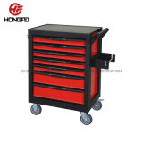 Rubber Grip Side Handles Drawer Deep Tool Cabinets