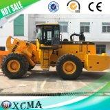Xcma Rate Forklift Load 23 Tons Stone Quarry Wheel Forklift Loader Machine
