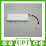 NiCd AA 1500mAh 6V Rechargeable Nicad Lamp Light Battery
