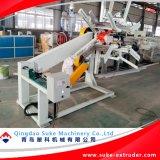 PE/PVC Plastic Corrugated Pipe Extrusion Making Extruder Machine