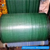 Wholesale 85GSM Black Green PP Woven Silt Fence for Construction