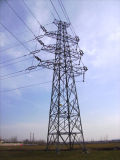 High Quality and Durable Power Transmission Line Tower