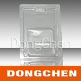 Cheap Clear Cosmetic Pet PVC Blister Box