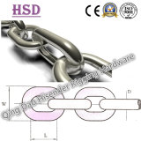Stainless Steel 316 Link Chain of Rigging Hardware