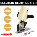 "Electric Cloth Cutter 4"" Blade Fabric Cutting Machine Cutter Scissors 250W"