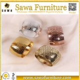New Design Wholesale Crystal Napkin Rings for Wedding