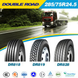 Brand New All Steel Radial Truck Tyre Wholesale 285/75r24.5
