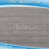 Self Adhesive Wall Wood Grain Sticker Wooden Furniture