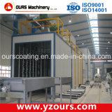 New Horizontal Powder Coating Production Line with Best Price