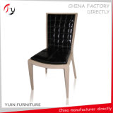 American Market Hot Sale Black Leather Salon Chair (FC-124)