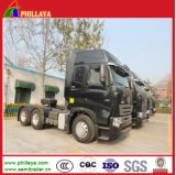 HOWO Heavy Truck Prime Mover Head Trailer Truck for Sale