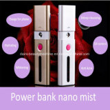 Nano Mist Spray Multifunctional Facial Beauty Care Device Portable USB Rechargeable Power Bank Nano Handy Face Steamer