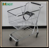 100 Liters American Supermarket Shopping Cart Mjy-100c