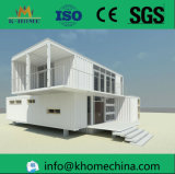 Fashionable Two Floor Shipping Container Villa