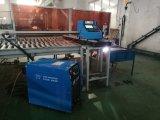 200A cut 20mm stainless steel portable CNC plasma & gas cutting machine
