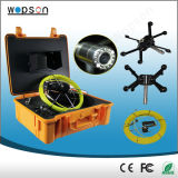 Remote Control CCTV Pipeline Inspections Sewer Surveys Camera