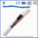 Ce RoHS Certificated CATV Coaxial Cable RG6/U 75 Ohm for Data Communication