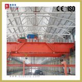 10t Electric Trolley Travelling Double Beam Bridge Crane for Sale with Satisfactory Price