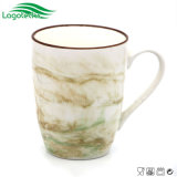 2017 Marble Design Glazed Hot Selling Ceramic Mug