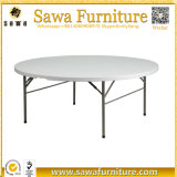 Plastic Folding Table Round for Banquet Outdoor