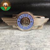 Best Selling Metal Soft Enamel Pilot Wing Badge with Magnet