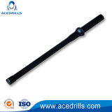 Rock Drilling Rod 22mm Shank Plug Hole Integral Drill Steel