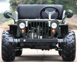 2018 New Style 110cc 125cc 150cc Mini Jeep Quad Bike Dune Buggy Beach Buggies Land Cryiser for Adult