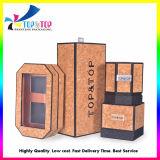 Luxury Custom White Emboss Cardboard Paper Gift Packaging Candle Box for Jewelry Gift Box Custom