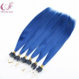 100% Human Hair Natural Extension Cheap Remy Micro Loop Ring Hair Extension