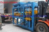Cheap Cement Concrete Block Brick Making Machine Production Line Price Qt6-15