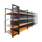 China Storage Shelf Rack Medium Duty Metal Protector Storage Racking Cantilever Shelving for Factory