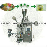 Herbal Tea Leaves Bags Sachet Pouch Packaging Packing Machine