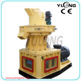 1 Ton/Hour Vertical Ring Die Type Wood Sawdust Pellet Maker