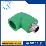 PPR Welding Pipe Fittings Male Threaded Elbow