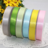 Polyester Single&Double Face Decorative Satin Ribbon